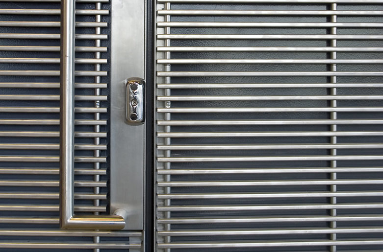 Louver Is Custom Made In The Desired Shape And Size Alupro